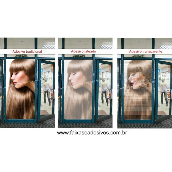 Fotos Decorativas Salão - Porta Cabelos P06 - Escolha o tipo de Adesivo  - Fac Signs