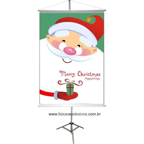 Banner Merry Christimas (MC2014)  - Fac Signs