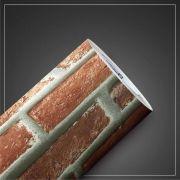 00023 Gold Pedras - Adesivo Decorativo de parede - 60cm larg