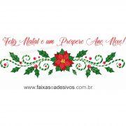 0194 - Adesivo Natal Candice