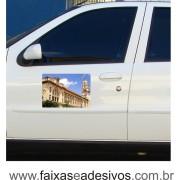 804 - Imã Flexivel para Carro 30x40cm - Envie arte pronta ou solicite a sua!