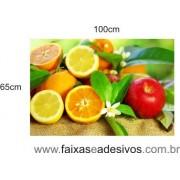 Foto Decorativa para Cozinha 1,00 x 0,65m