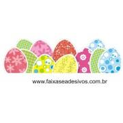 AP425 - Ovos de Páscoa charmoso - Barrado de adesivo