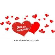 Adesivo Namorados ADNA01 1,20 x 0,50m