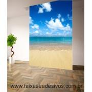 Painel Decorativo foto Mar