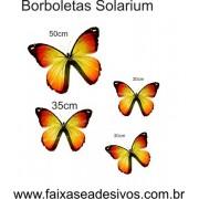Borboletas Solarium - Adesivo