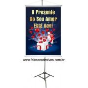Banner Dia dos Namorados (diversos tamanhos)