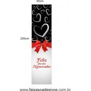 Adesivo Amor Moderno 2,00 x 0,50m