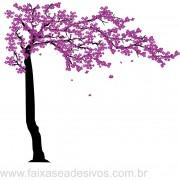 001 - Arvore Adesivo Decorativo - Cerejeira Sedução - Novos tamanhos escolha!
