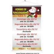 Banner Horário Especial de Natal (HEN2014)