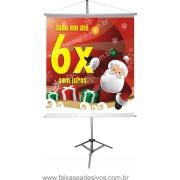 Banner Papai Noel 6x (PN6_2014)