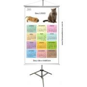 Banner Calendário PET (CPET2014)
