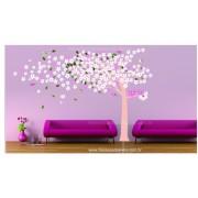 015 - ArvoreAdesivo Decorativo ao Vento da Minha Imaginação 3,00 x 2,00m
