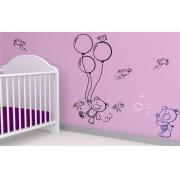 Infantil Adesivo Baby Baloo 1,00x0,50m