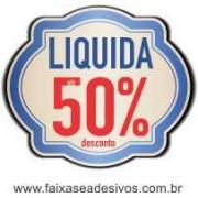 Adesivo Liquida Premium - para Loja Masculina