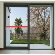 401 - Faixa de segurança para vidro com 5cm - Escolha a cor