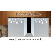 Adesivo Penduricalho de Anjinhos 1,00 x 0,45m