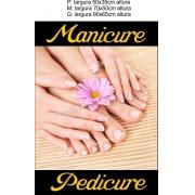 Adesivo Manicure / Pedicure 14H (P-M-G)