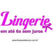 Adesivo Lingerie Laço 14K (P-M-G)