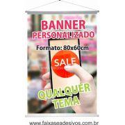 006B - Banner 80x60 cm
