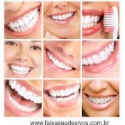Fotos Decorativas Mosaico Sorriso 001 - Escolha Adesivo ou placa e tamanho