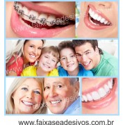 Fotos Decorativas Mosaico Sorriso 003 - Escolha Adesivo ou placa e tamanho