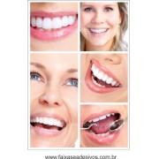 Fotos Decorativas Mosaico Sorriso 007 - Adesivo - Escolha o tipo e tamanho