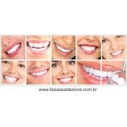 Fotos Decorativas Mosaico Sorriso 009 - Adesivo - escolha o tipo e tamanho