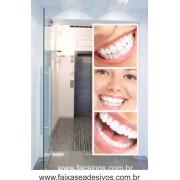 Fotos Decorativas Porta Sorriso P02 - Escolha o tipo de Adesivo