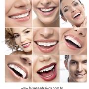 Fotos Decorativas Mosaico Sorriso 012 - Escolha Adesivo ou placa