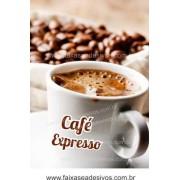 Fotos Decorativas Café 007 - Adesivo - Escolha o tamanho