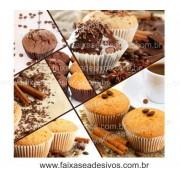 Fotos Decorativas Cake 001 - Escolha tamanho entre Adesivo ou placa