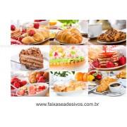 Fotos Decorativas Café 011 Mosaico - Escolha o tamanho