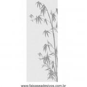 097 VD - Adesivo Jateado para vidro Bamboo 220x70cm