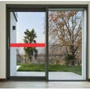 402 - Faixa de segurança para vidro com 10cm - Escolha a cor