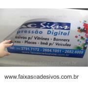 809 - Imã Flexivel para Carro 60x30cm - Envie arte pronta ou solicite a sua!