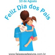 Adesivo Dia dos Pais P217 - Escolha as opções