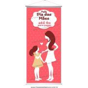 B56M - Dia das Mães - Banner em lona