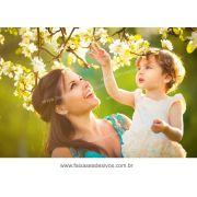 B628M - Dia das Mães - Impressão em Lona  Alta Definição