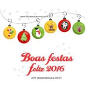 1209 - Adesivo Bolas de Natal Divertidas (P-M-G)