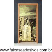 Qualquer Tema - Decorativo para Porta 210 x 0,70m
