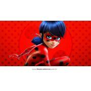 Painel de Aniversário 206 - Miraculous Ladybug 1