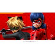 Painel de Aniversário 209 - Miraculous Ladybug 4