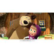 Painel de Aniversário 218 - Masha e o Urso 4