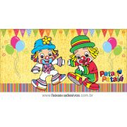 Painel de Aniversário 222 - Patati Patata 3