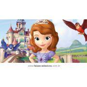 Painel de Aniversário 226 - Princesinha Sofia 3