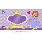 Painel de Aniversário 227 - Princesinha Sofia 4