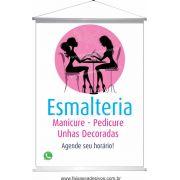 788 - Esmalteria  - Banner