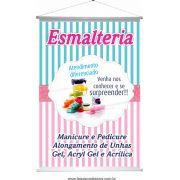 791 - Esmalteria  - Banner