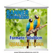 017B - Banner 80x80cm